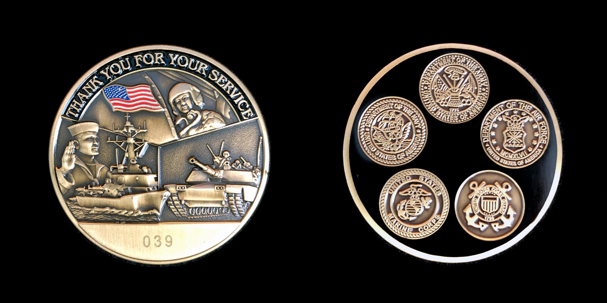TASM Coins